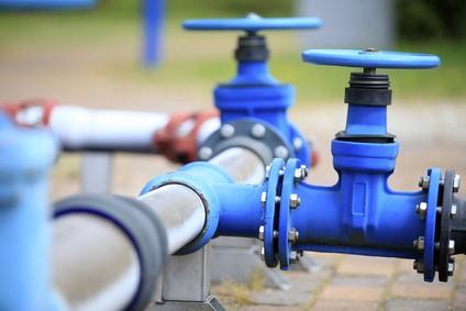 Wasserwerksbau - Bild